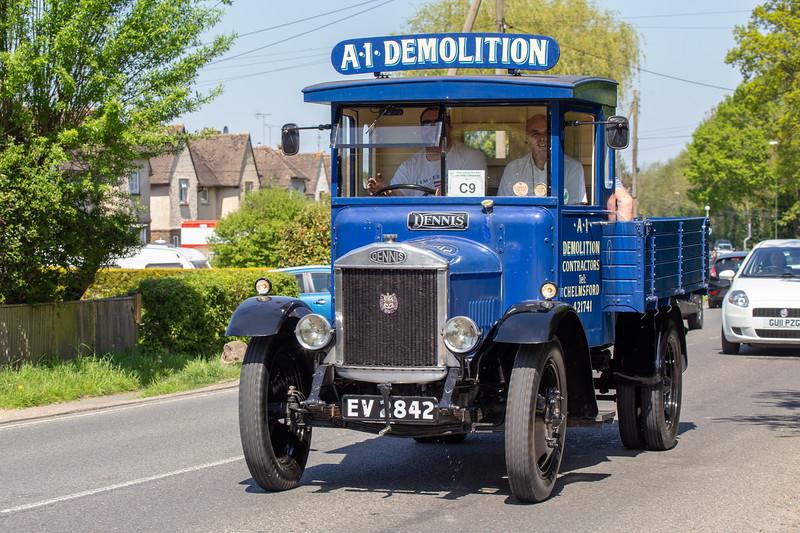 EV2842 1931 Dennis C Type 30cwt