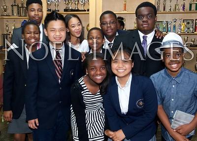 2015 Southwest Atlanta Christian Academy (SACA) 8th Grade Promotion Exercise