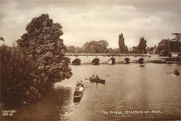 Bridge Foot and the Two Bridges