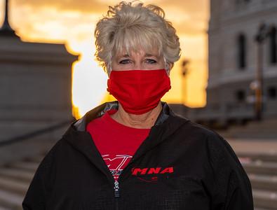 Minnesota Nurses United May 1, 2020 vigil