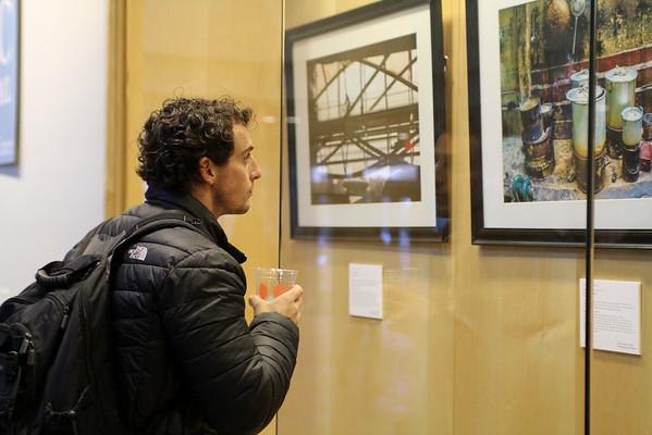 2016 Carolina Global Photography Exhibition Opening Reception