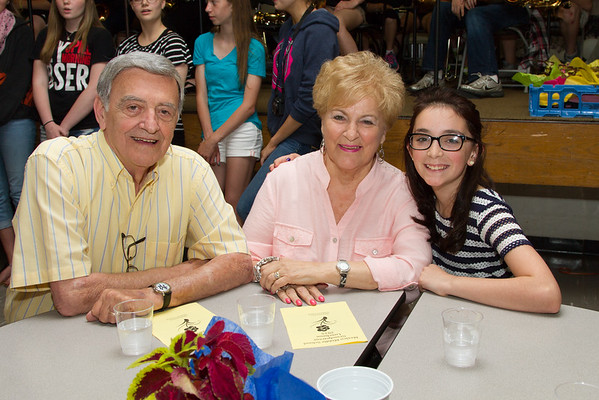 Grandparents Luncheon - June 11, 2015