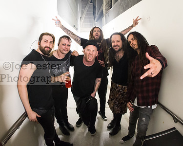 KoRn - Anaheim HOB 3-5-17 (All Access)