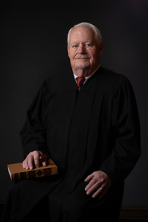 Portrait Judge Hyman