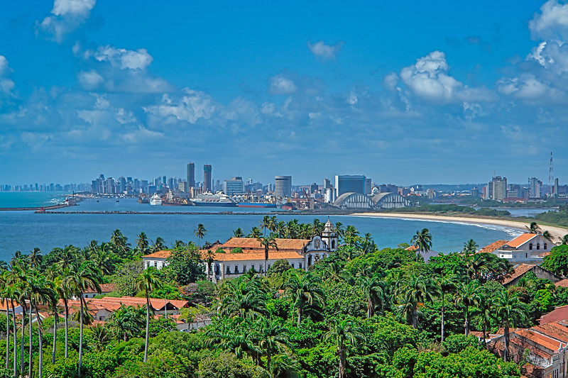 View of Recife