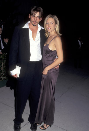 1996 Vanity Fair Oscar Party - Arrivals