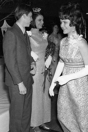 Emma Sansom Christmas Ball - 1969