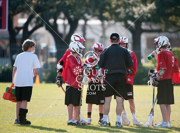 2010-03-03 Lacrosse 7th Boys St. Francis @ SJS
