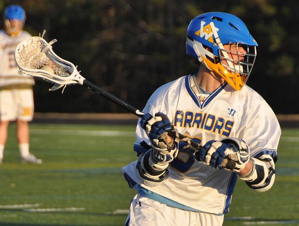 Western boys lacrosse edges Salem 2014