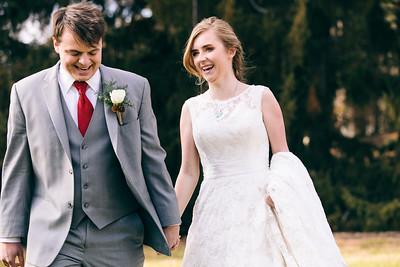 Elle & Luke, the wedding
