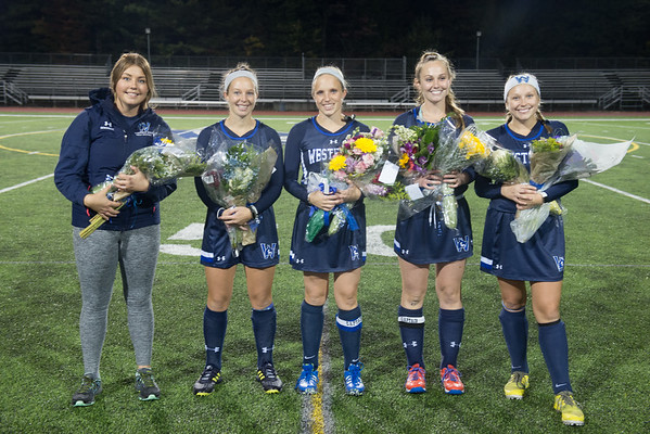 Field Hockey vs Plymouth (Senior Day), Oct. 20th 2018