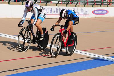 Men & Women Match Sprints