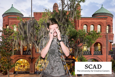 scad accepted student reception - charlotte