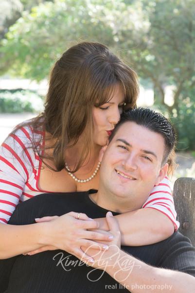 Janie and Mark