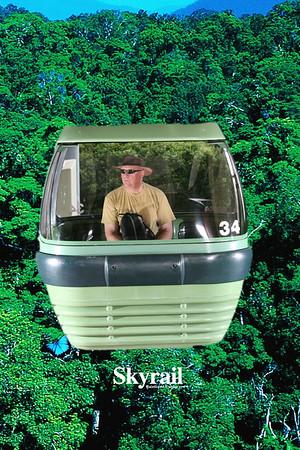 AU 18 Cairns, Queensland, Sky Train
