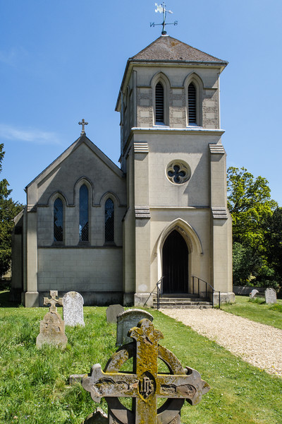 Westley, St. Mary