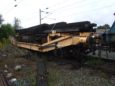 YVW - 2 Axle Trolley Flat Wagon