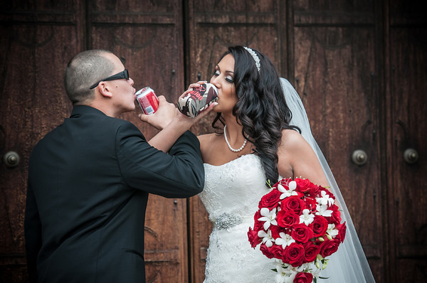 Mr and Mrs Acosta
