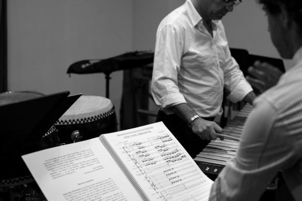 Veni, veni Emmanuel (Concert Rehearsal)