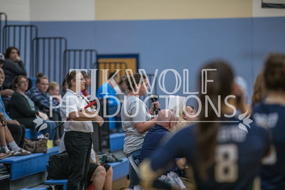 Volleyball vs. Luther Prep