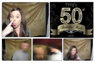 Troy's 50th