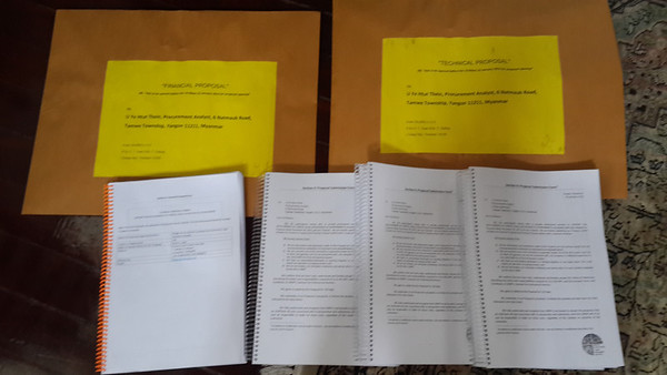 2014 Myanmar Meetings & General