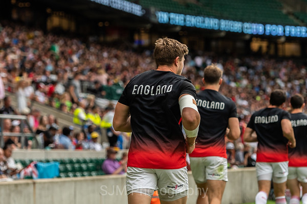 England - HSBC 7s London 2018