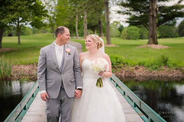 Black Swan CC Georgetown Wedding: Vicki & Adam