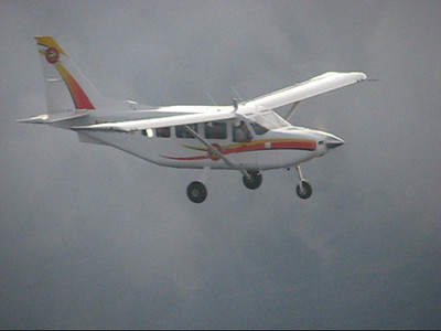 Airplane Tours on the Big Island