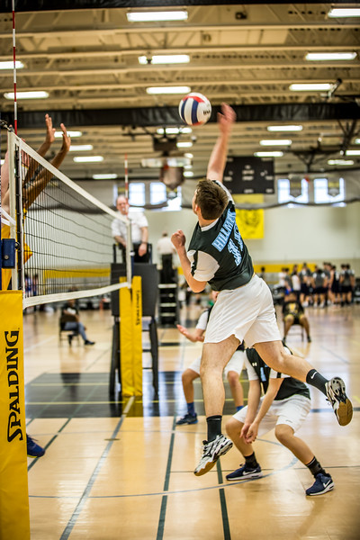 JCA Men's Volleyball vs Matea