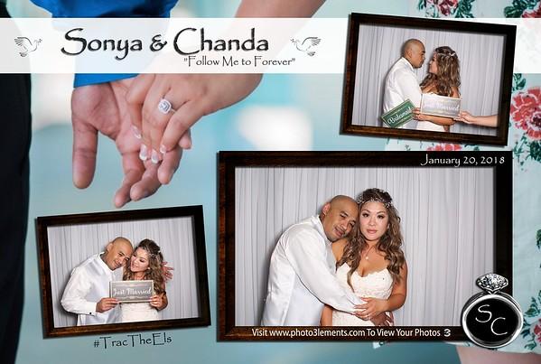 Sonya and Chanda's Wedding