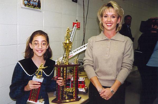 November 1999 Fire Presenter and KEYS