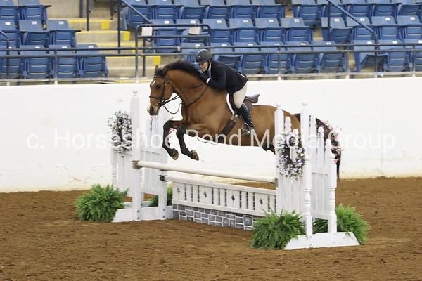 House Mountain Spring Horse Show Day 1 - Coliseum