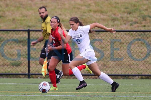Women's Soccer vs. Oneonta