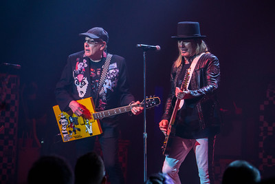 CHEAP TRICK ROCKS COUNT BASIE CENTER FOR THE ARTS