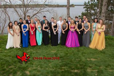 2016 Chi-Hi Prom