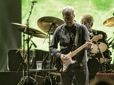 Eric  Clapton Madison Square Garden March 19 2017