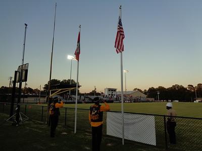 Dollarway HS Flag Ceremony