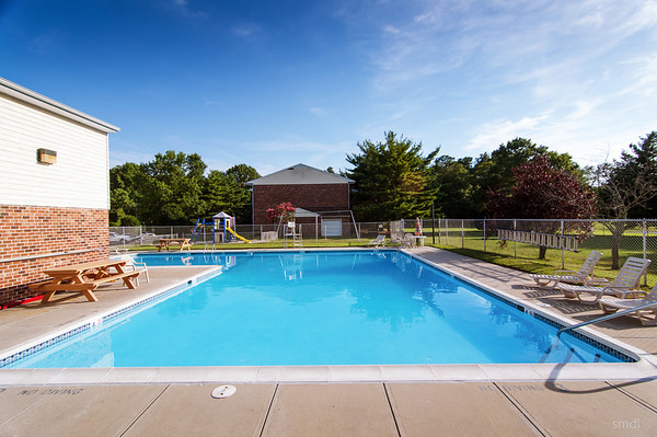 Park Side Pool and Play Ground