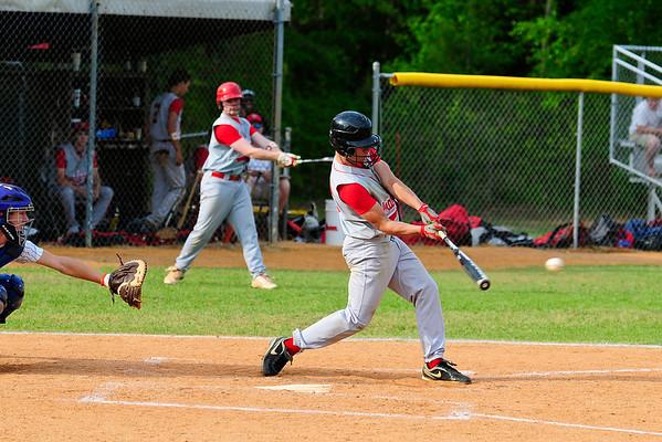 Oprep JV Baseball vs Edisto April 2011