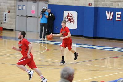 Boys' Basketball vs. Coshocton