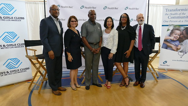 Health Net Stakeholders Event and Resource Fair