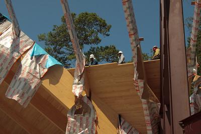 St John Construction Photos - Week of July 8-14