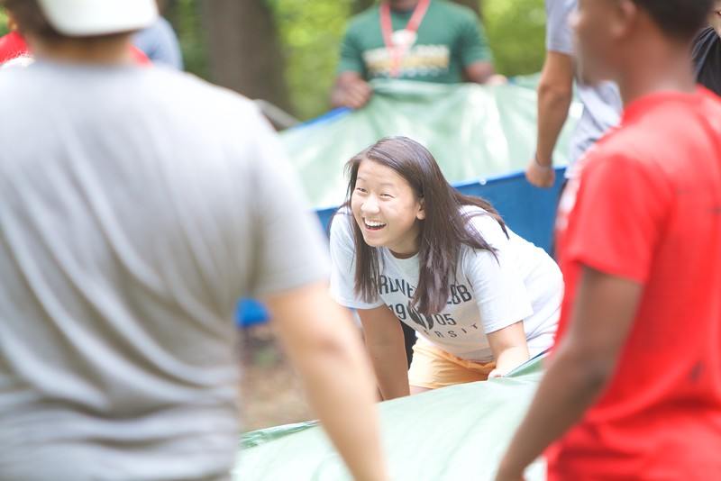 Orientation 2015, Fall Student Move-in and Orientation