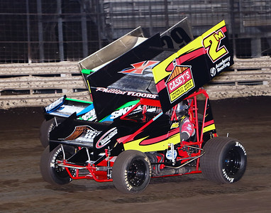 2015 Knoxville Raceway - Weekly