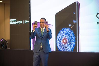 Selección rápida Lanzamiento Samsung Galaxy S9