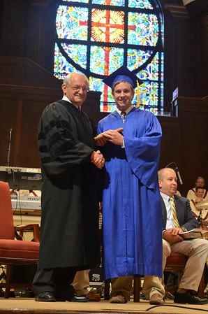 2014 Graduate Recognition