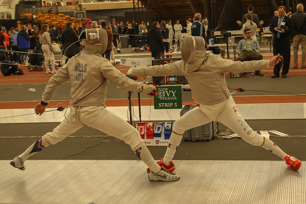 NCAA Fencing Top Photos