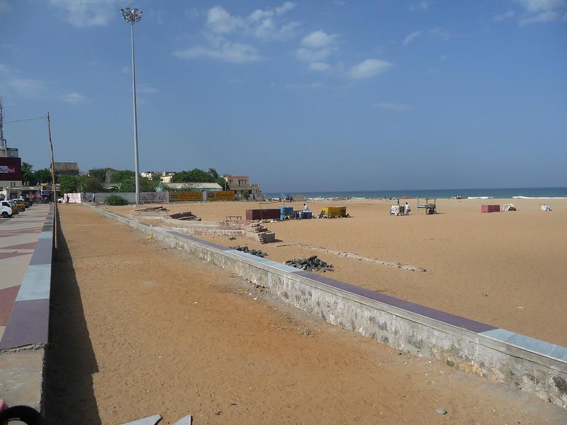 Elliot's Beach facing northeast