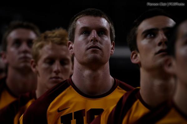 USC Men's Volleyball v Pepperdine 2011